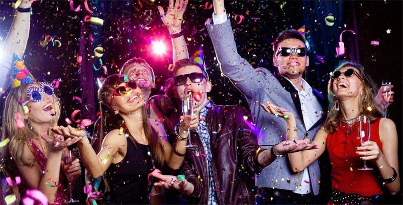 New Year's Eve Party Ideas - The Function