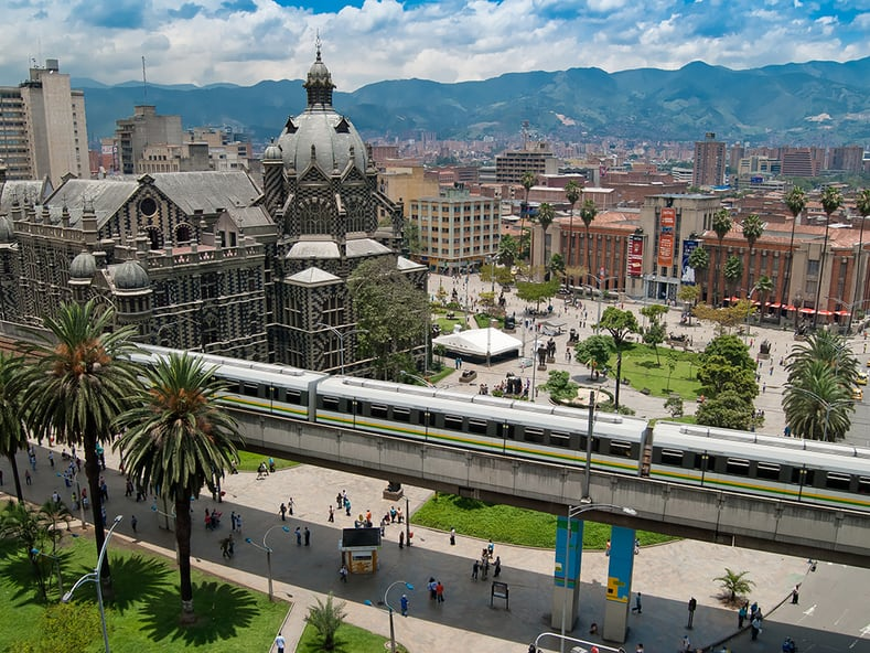 Top 4 Reasons why Medellin is better than Boston