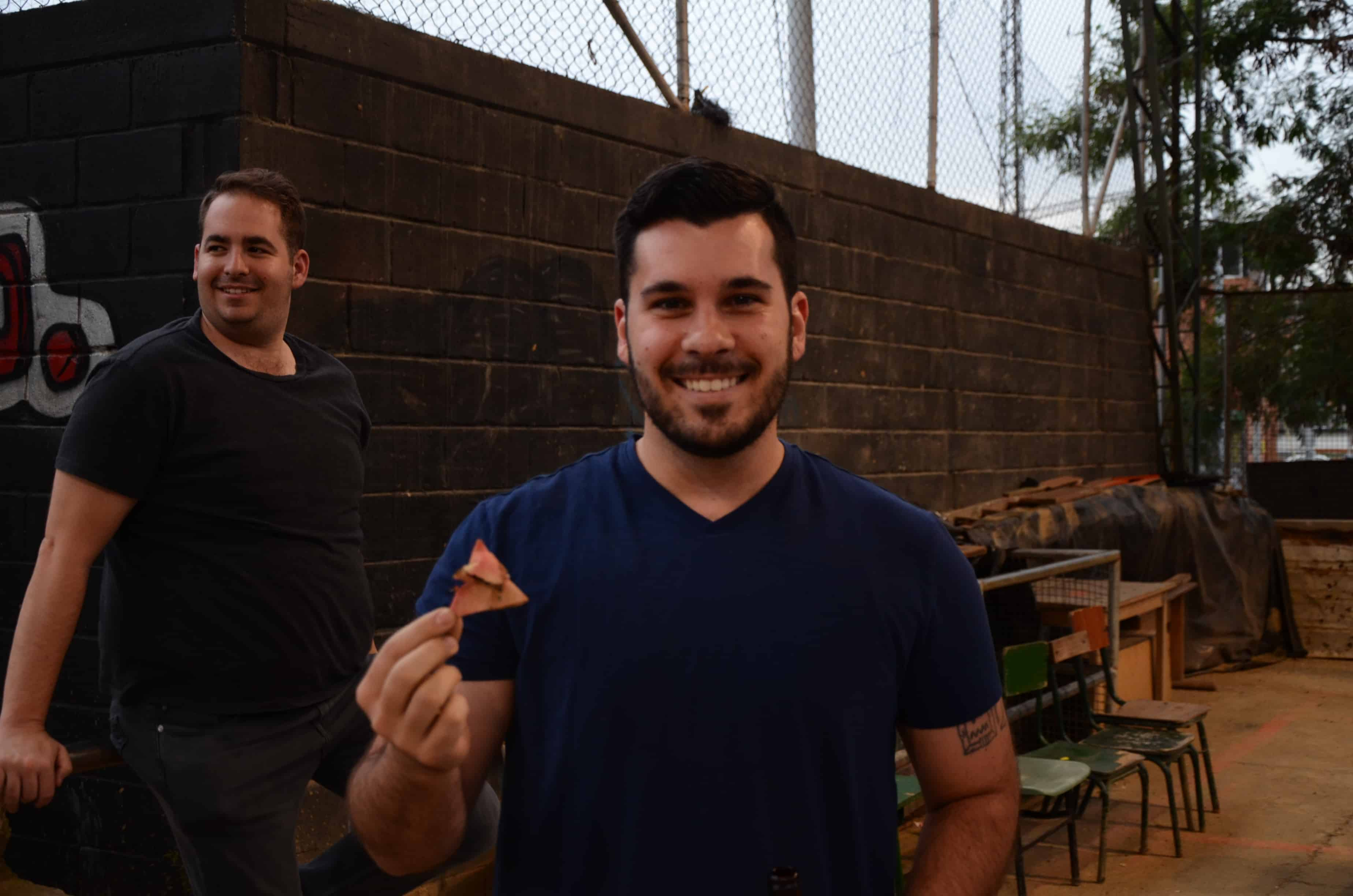 A Blast from the Past: Playing Tejo in Medellin