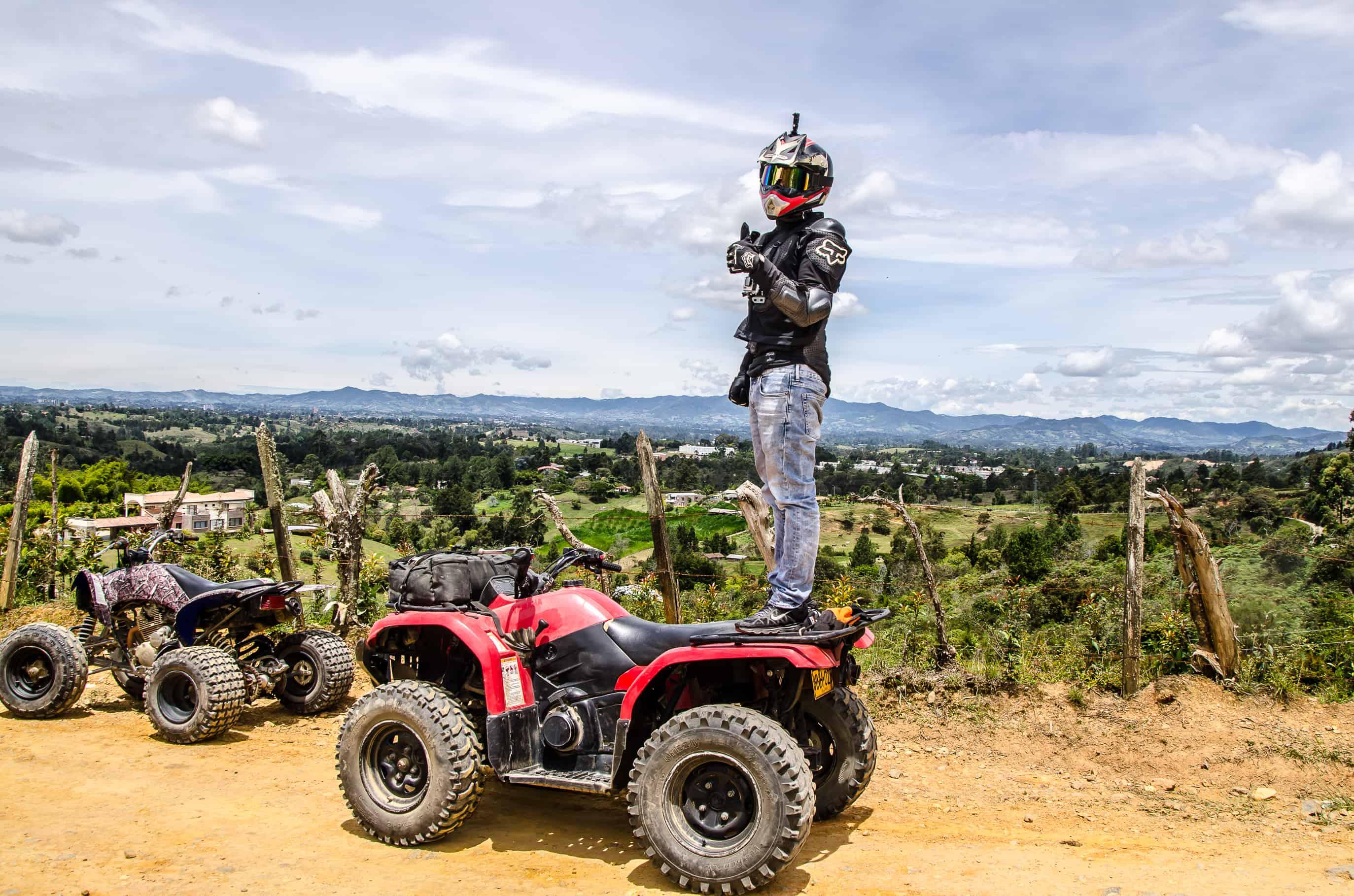 ATV Tours in Medellin