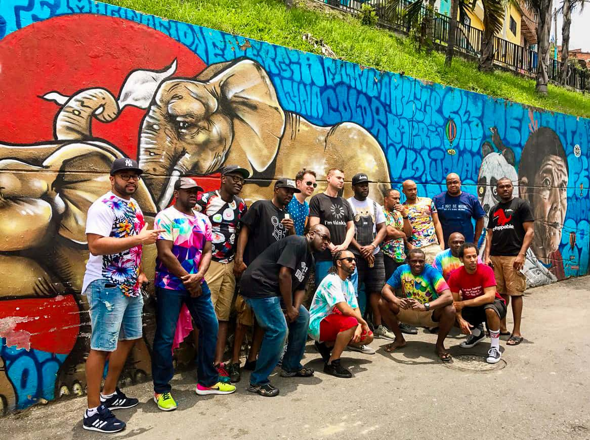 Comuna 13: The Graffiti Tour you Can't Afford to Miss